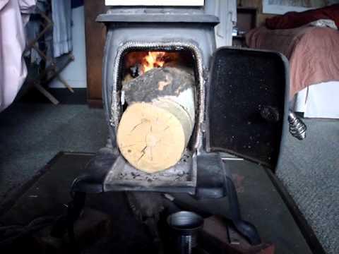 How To Make Boxwood Stove Airtight and Vogelzang Heat Reclaimer