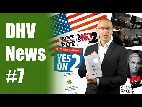 DHV News #7: Spende gegen Legalisierung, Interviews, DHV TV-Spot, Diskussion in Berlin