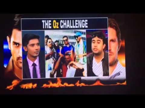 MC Abbas India VS Australia T20 win Expert Panelist On News 9