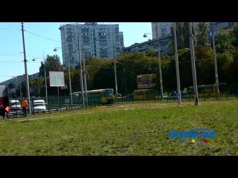 Обзор Борщаговки - Борщаговка - район Киева видео