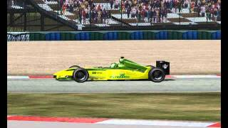 F1C JC World Cup 2002 Magny Cours