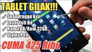 Tablet 400rban Sempurna😱😱!! Unboxing Sharp Sh08e