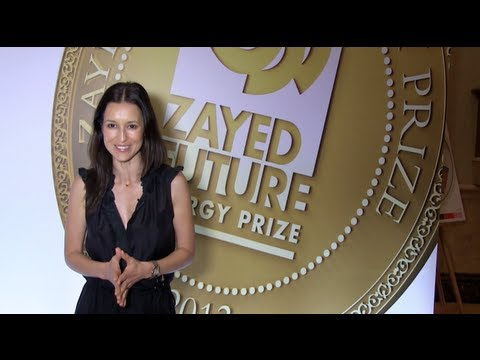 Future360.tv: Zayed Future Energy Prize