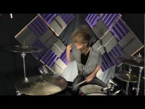 Dylan Wood - Paramore - Careful (drum Cover) video