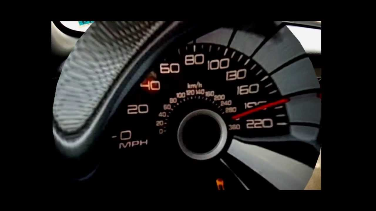 200 MPH in a 2013 Shelby GT500 - YouTube