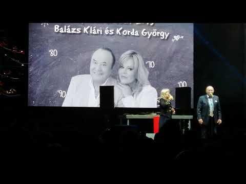 Korda György és Balázs Klári - Lady N (2019)
