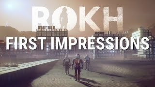 ROKH New Early Access Mars survival game | My first impressions