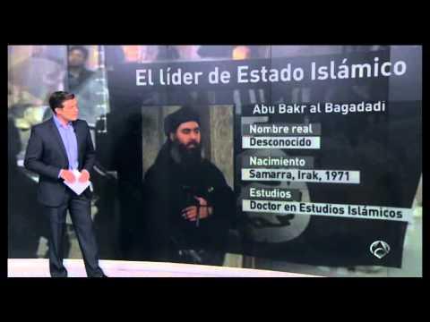 lider de isis Abu Bakr al-Baghdadi, Estado Islámico y quien declaró la creación del califato