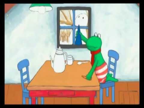 Kikker en de sneeuwman youtube - Het huis van de cabriolet ...