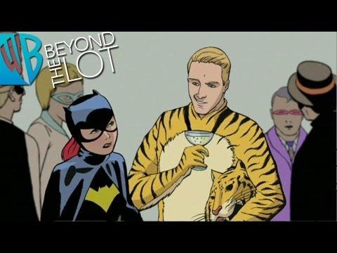 Batgirl Year One Motion Comics 2: Future Tense, Pt. 1