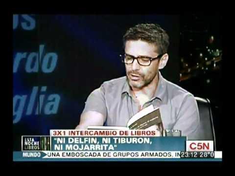 Intercambio de Libros con Leonardo Sbaraglia