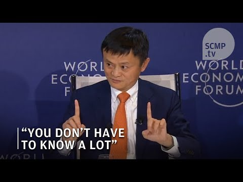 Jack Ma career advice: You don?t have to be smart to be successful