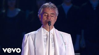 Andrea Bocelli O Sole Mio Live From Central Park Usa 2011