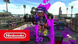 Splatoon 2 - Competitive Trailer (Nintendo Switch)
