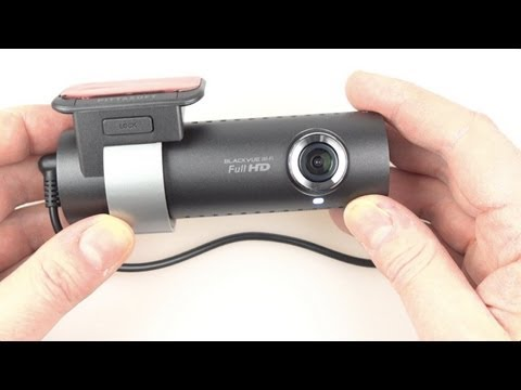 Blackvue DR500GW-HD Car Dashcam Camera Review & Demo