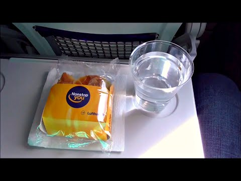 Flight Report: Lufthansa Airbus A321 Munich - Barcelona |Economy Class|