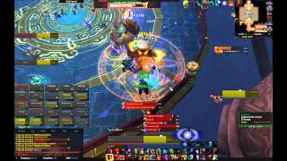 WoW MoP - How to Tank for Dummies! - Feng the Accursed LFR