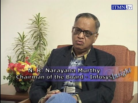 N R Narayana Murthy , Chairman, Infosys, on the job market in an economic slowdown