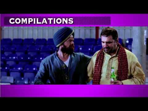 Raj Zutshi Funny Drunk Scene - Dhan Dhana Dhan Goal video