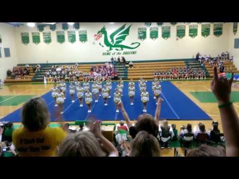 West Union High School SHL 2013 Champs!