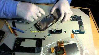 Dell Streak 5 LCD Replacement Walkthru