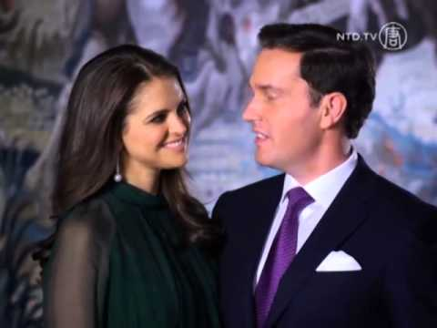 Swedish Princess Madeleine Announces Engagement