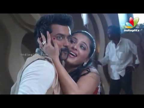 Anushka And Surya In Singam 2 Song Making video