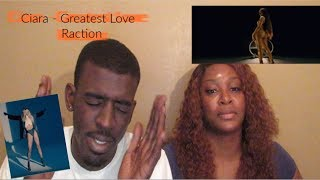 Ciara Greatest Love Official Audio Reaction