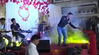 Tình Yêu Còn Đâu _ Thuận Nghĩa hát giao lưu show cưới Đình Vũ & Diễm My nhà máy gạo Vũ Phong Phú