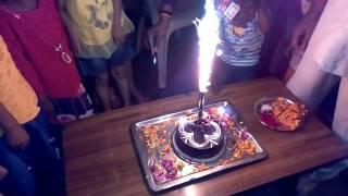Happy birthday party Navya