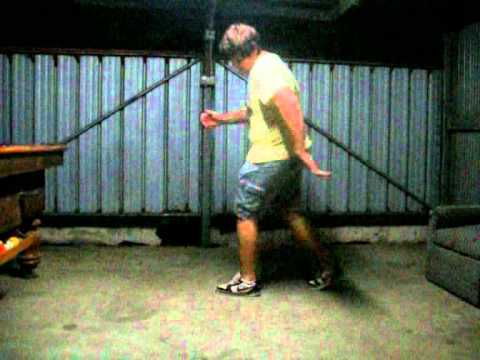 Mr Burke Shuffling To Wild One By Flo Rida And Sia Shuffle video