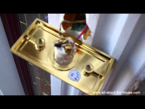 Phantom Doorbell Ringing - Electronic Chime Button Repair