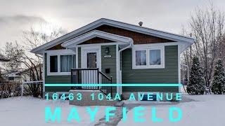 Edmonton Real Estate | 16463 104A Avenue | Conrad Bitangcol, Edmonton REALTORⓇ
