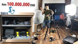 HAYZOtv - Mua Hơn 100.000.000 VNĐ Thiết Bị Làm Kênh Mới Phục Vụ Các Bạn & GĐ UFÊ