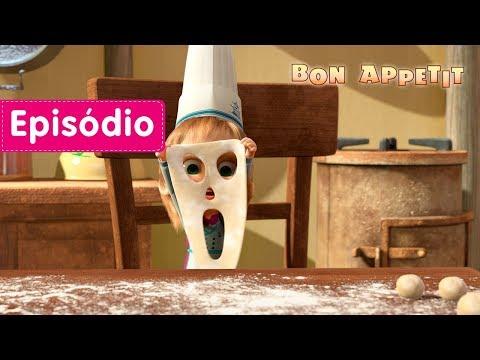Masha e o Urso - Bon Appétit 🐼 (Episódio 24)
