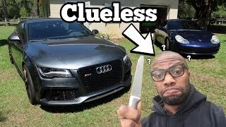 I Bought 3 MORE Cars at Salvage Auction! Rich Rebuilds Couldn't Fix Them...
