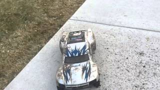 HOW TO BREAK A TRAXXAS SLASH IN HALF