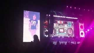 Eminem Video - Eminem - My Name Is, The Real Slim Shady, Without Me - Squamish Music Festival 2014
