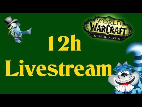 12h Level Livestream   World of Warcraft   Aloexis #twink #vielkaffee #12h #warcraft