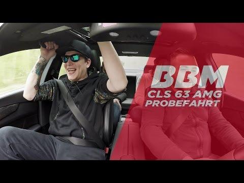 MontanaBlacks neues Baby - Mercedes Benz CLS 63 AMG by BBM