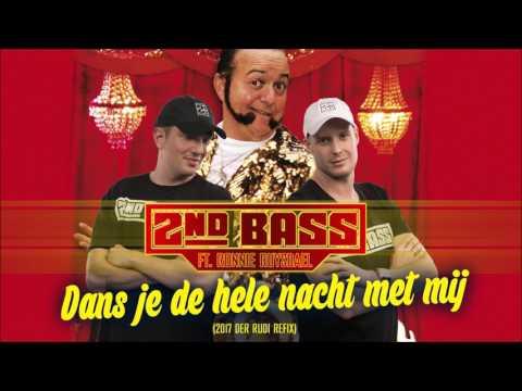 2nd Bass Ft. Ronnie Ruysdael - Dans Je De Hele Nacht Met Mij (2017 Der Rudi Refix)