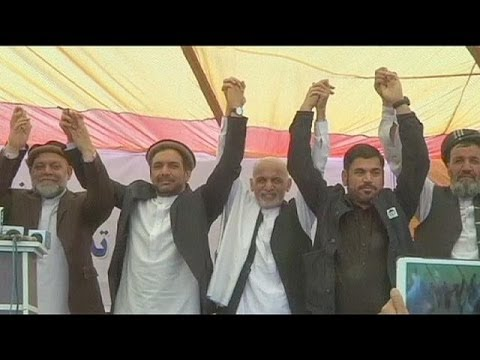Preliminary count gives Afghanistan's Ghani victory in presidential poll