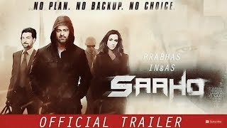saHo movie un official trailer HD saHo movie prabhas trailer fan made in hd