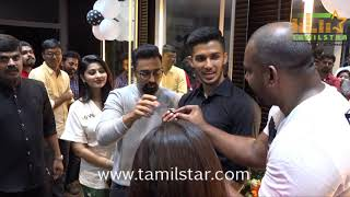 Prasanna And Sneha Launches Tony And Guy Saloon
