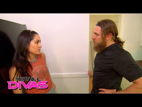 Brie Bella is worried for her husband's health: Total Divas, Oct. 5, 2014