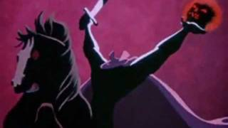 The Headless Horseman Thurl Ravenscroft Legend Of Sleepy Hollow Disneyland Records 1963