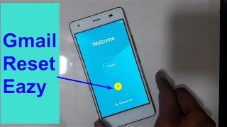 Intex Aqua Ace Google Account Verification FRP Reset Gmail Bypas Eazy