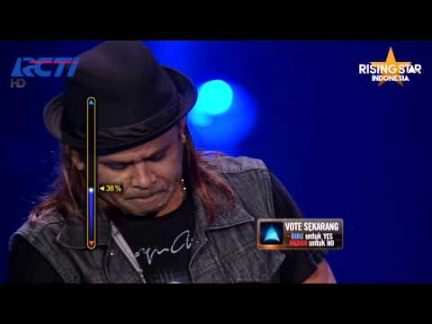 "Erick Sihotang ""Cinta Kita"" Inka Christie Ft.  Amy Search - Rising Star Indonesia Live Duels 1 Eps 9"