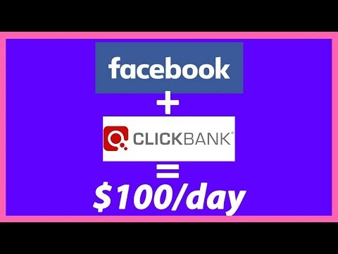 How To Promote Clickbank Products Without A Website On Facebook (FREE Traffic)