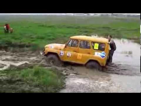УАЗ -  Летающий штурман ! )))